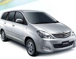 innova Hire Coorg