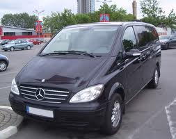 Mercedes Benz Viano hire bangalore