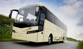 Volvo Bus Hire bangalore